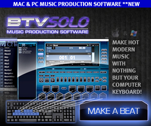 BTV SOLO Music Production Software